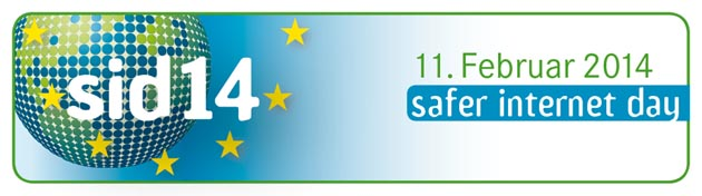 Logo zum Safer Internet Day 2014